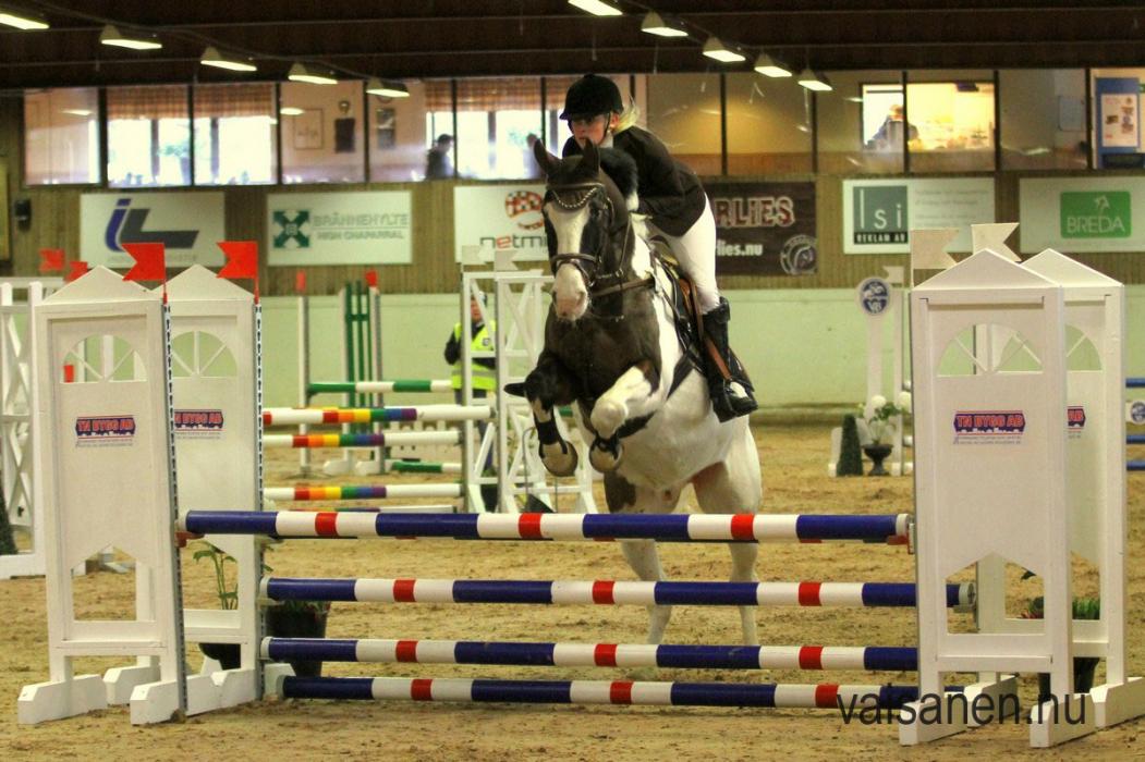 7 Hästhoppning