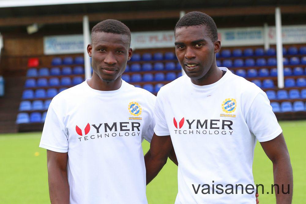 Habib Seka och Bacary Diata