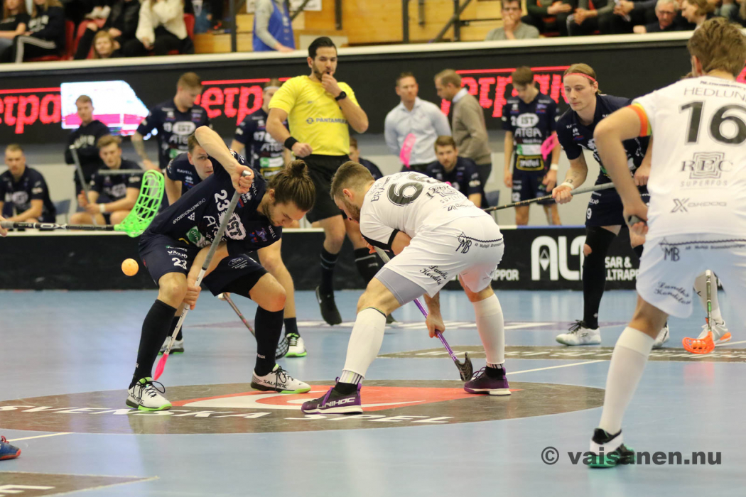 Floorboll SSL