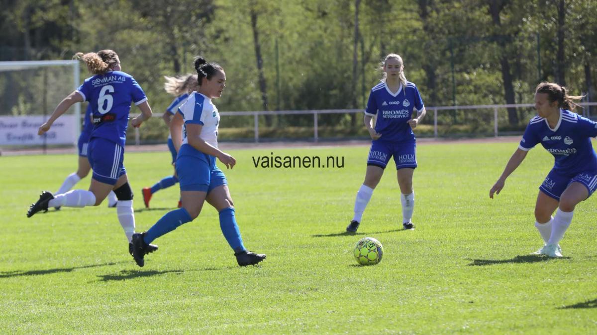 20190511IFK Värnamo dam - Hultsjö IF Atom (16)