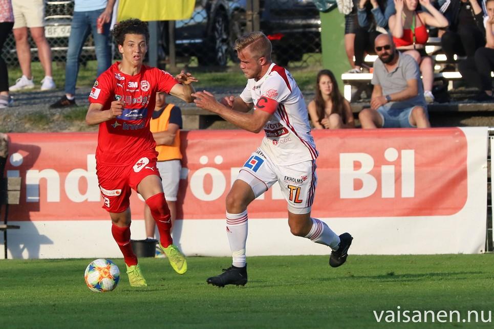 Division 1 Södra Assyriska Turbadin IK - IFK Värnamo Rosenlund 2019-06-28