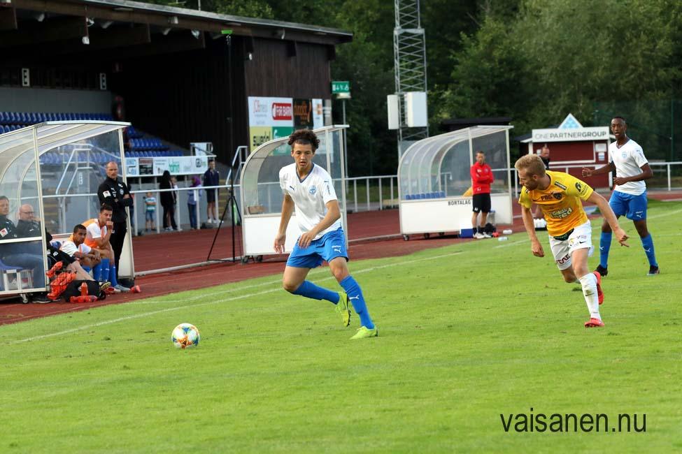 20190813-IFK Värnamo U21-Falkenbergs FF U21