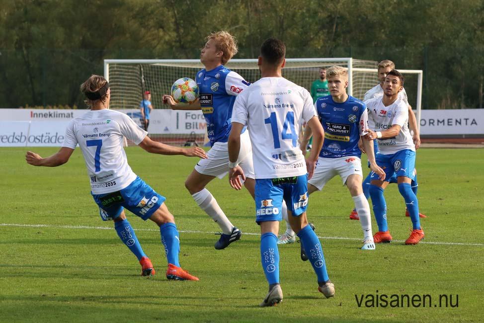 20190831IFK Värnamo IK Oddevold (3)