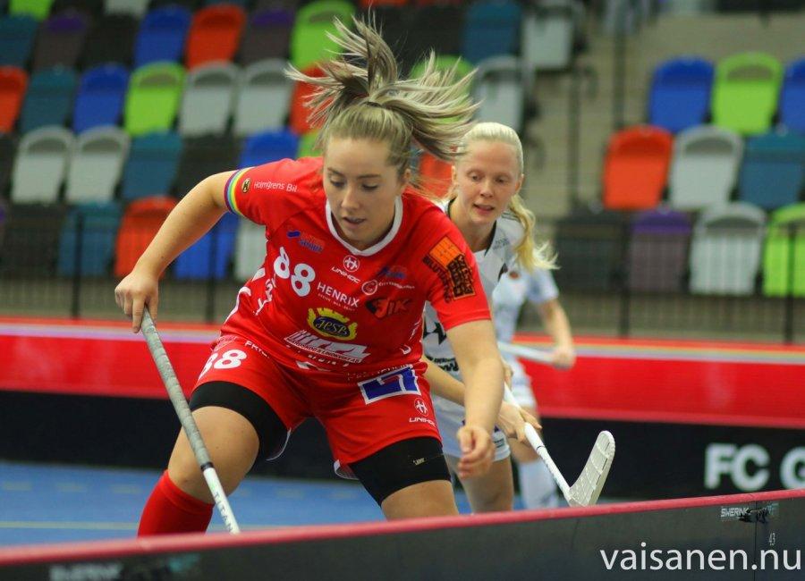 20200306 Närkamp Moa Shönning JIK och Emma Stenberg Pixbo